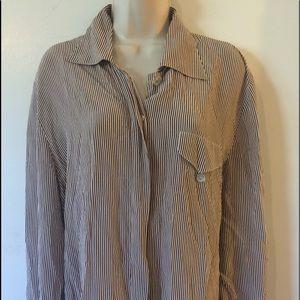 Tess brand 100% silk blouse